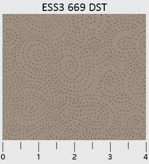 Bear Essentials 3 Swirl Dots Dessert EES3669DST P&B Textiles '