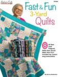 Fast & Fun  3-Yard Quilts 897086000747