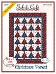 Christmas Forest 3 Yard Quilt Pattern FC09183001
