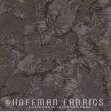 1895-305-Gravel Hoffman Batik `