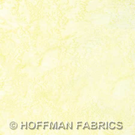 Hoffman Fabric 1895 496 Pineapple Hoffman Batik `
