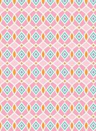 Free Spirit Dena Desings-Happi-Geo  PWDF146.PINKX