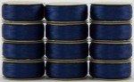 SuperBobs 935 Medium Blue M-Style 60 Wt Superior Threads