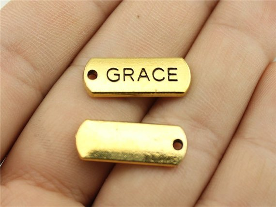 Grace Charm with Lobster Claw `
