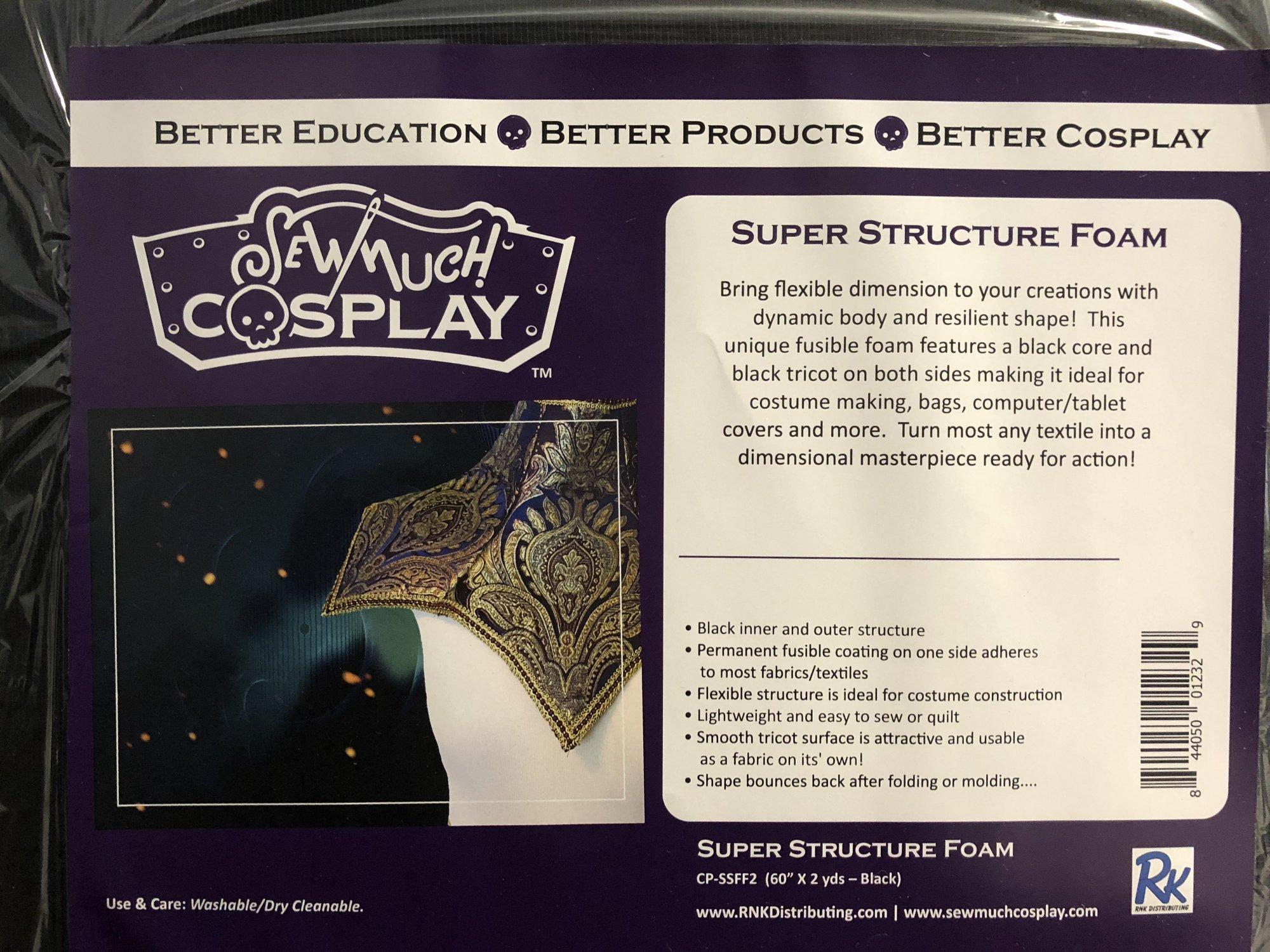 Super Structure Foam - 60 x 42  ~