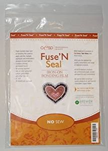 OeSD Fuse 'N Seal 8 x 10 20 Sheets `