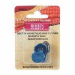 Bohin 3/4 Magnetic Snap Silver 90453 '
