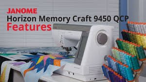 Janome 9450QCP Workbook WB8450 '