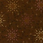 Henry Glass & Co Prarie Vine 108in Wide Back 6235-33 Brown '