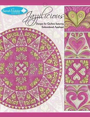 Jazzilicious CD Sarah Vedeler Designs `