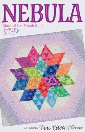 Tula Pink Nebula Block of the Month Best Price $275.00