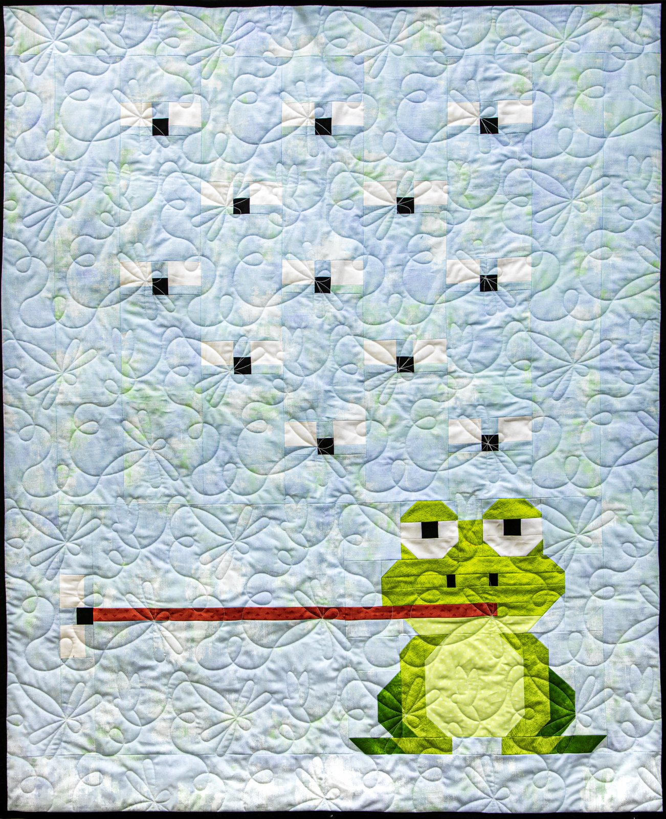 Welcome To My Pad Glow In The Dark Quilting Kit