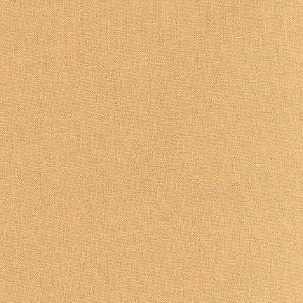 Kona Cotton Solid K001-1386 Wheat Robert Kaufman '