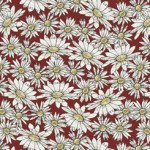 QuiltingTreasures Farm Life Daisies Brick 27679-R Brick '
