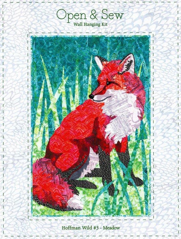 Hoffman Wild #3 Meadow Fox HW3 Meadow