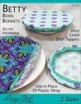 Betty Bowl Bonnets Pattern `