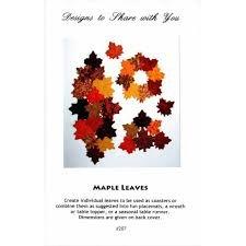 Maple Leaves `