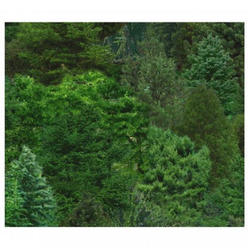 Elizabeth's Studio 176 green landscape medley`