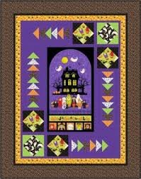 More Little Tricksters Quilt Pattern `