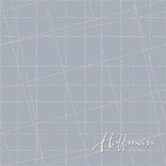 Hoffman Sparkle and Fade - slate/silver`