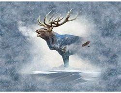 Call Of The Wild Elk Panel