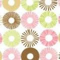 Robert Kaufman Cozy Cotton Flannel Pastel Circles SRKF-13769-198 `