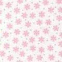Robert Kaufman Cozy Cotton Flannel Pink Flowers FIN8978-10 `
