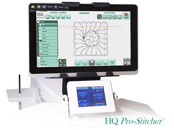 HQ Pro Stitcher