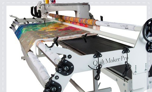 Janome Quilt Maker Pro 18  ~