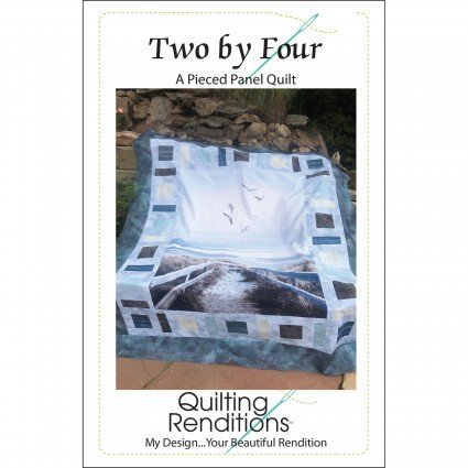 Two By Four QR1136 Pattern