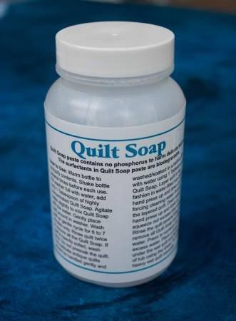 Quilt Soap `