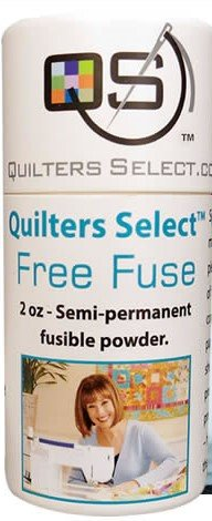 Quilters Select Free Fuse `