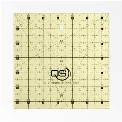 Quilters Select Rulers - 6.5 x 6.5