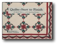 Quilts--Start to Finish - 20 Quilt Patterns `