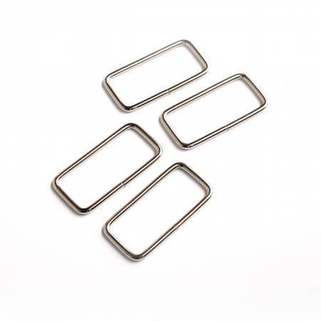 Rectangle rings for 1.5 in belt`