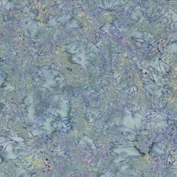 Jinny Beyer  RJR-2146-005 Batik Frost `