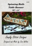 Spinning Rails Table Runner `