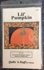 Lil' Pumpkin `