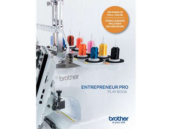 Brother Entrepreneur Pro X Play Book '