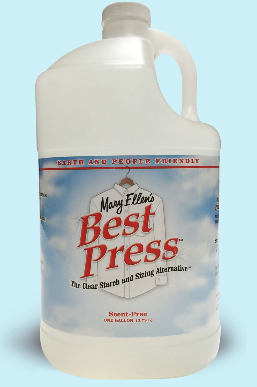 Best Press Scent Free 1 gallon`