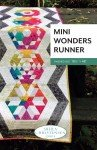 Mini Wonders Runner Pattern