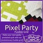 Pixel Party Quilt - 60 x 72  ~..