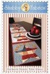 Patchwork Patriotic Table Runner SF48572