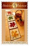 Patchwork Maple Leaf Table Runner SF48632