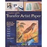 Create with Transfer Artist Paper `