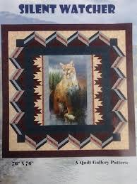 Quilt Gallery Silent Watcher pattern`