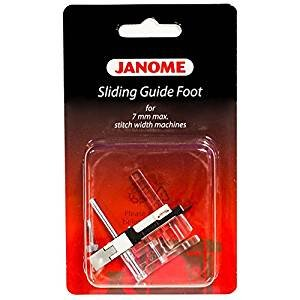 Janome Sliding Guide Foot for 7mm`