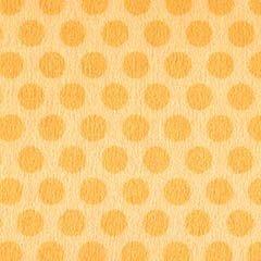 Michael Miller Fabrics 2Tone Dot Minky cuddle SMZ7685-ORAN-D '