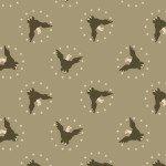 Camelot Fabrics GI Joe Adventure Team 950401042 Tan Eagle '