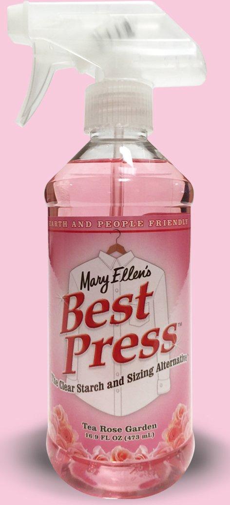 Best Press Tea Rose Garden 16 oz `
